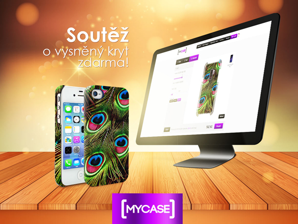 MyCase - Soutěž  kryt na tvůj mobil