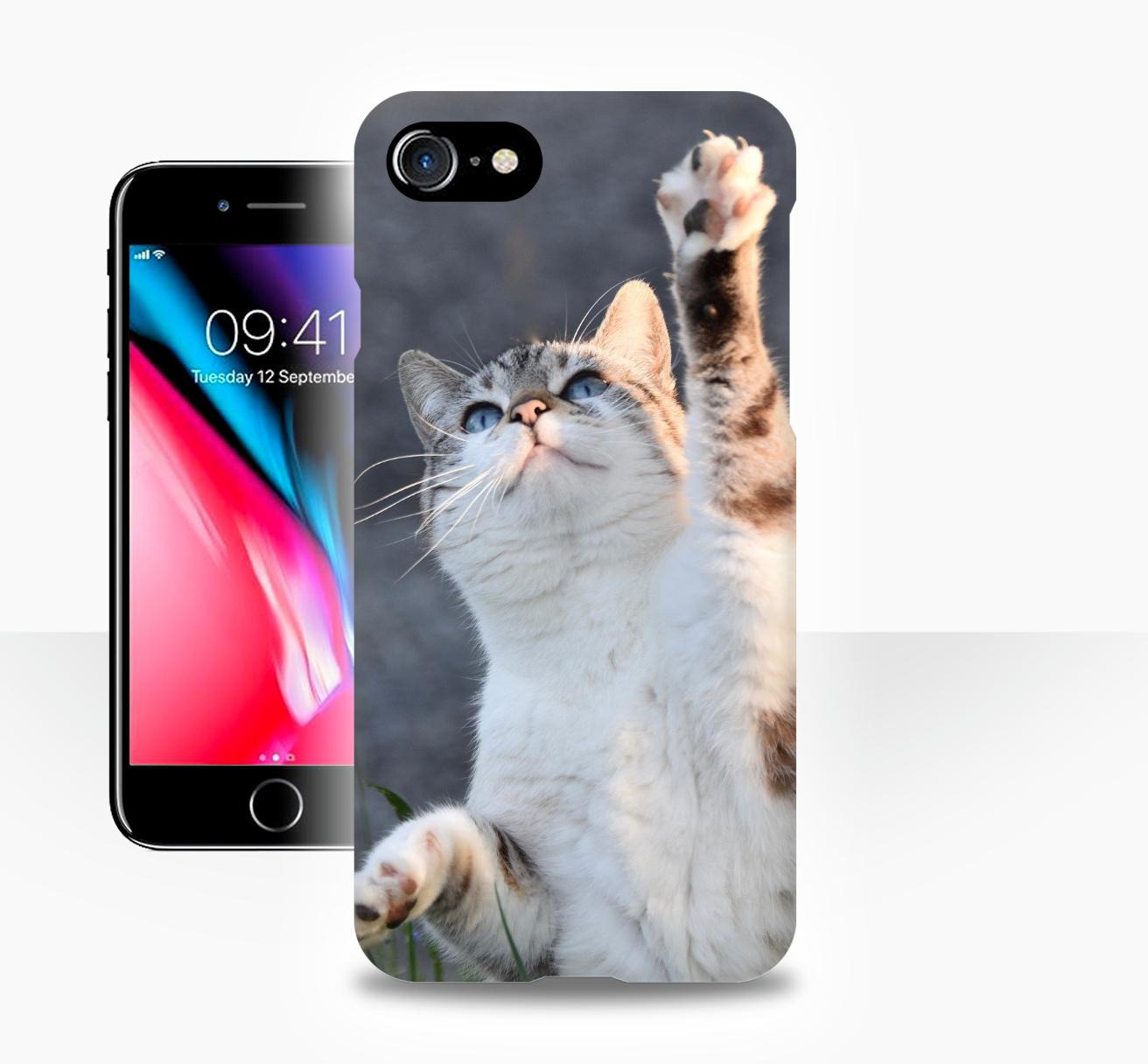 Kryt s vlastní grafikou na iPhone SE 2020 - MyCase