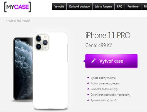 MyCase - Jak na vlastní kryt s fotkou