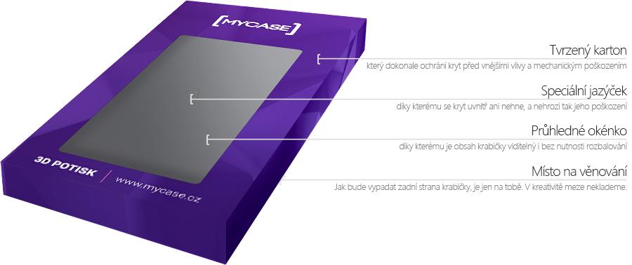 Krabička na originální kryt - MyCase